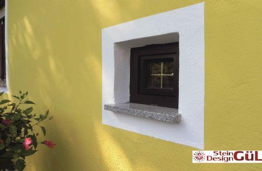 fensterbank aussen stein design ganz o. Black Bedroom Furniture Sets. Home Design Ideas